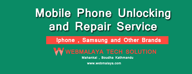 Iphone and Samsung Unlock in Nepal